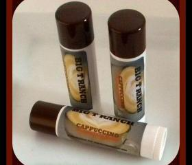 LIP BALM - All Natural - Cappuccino
