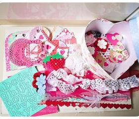 Valentine Day Kit #2 - Love Story by Fancy Pant
