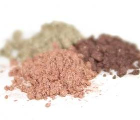 Mineral Eyeshadow Trio - Warmth
