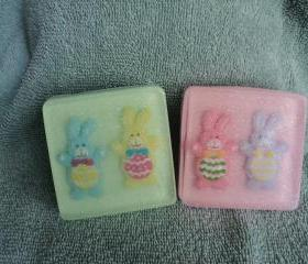 Bunny Suprise Soap- Please choose a scent