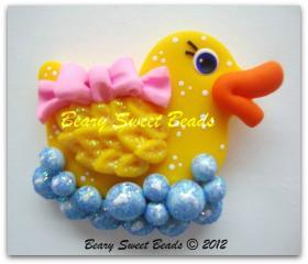 Ducky Duddle with Bubbles NO HOLES