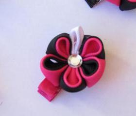 Hair Bow Kanzashi