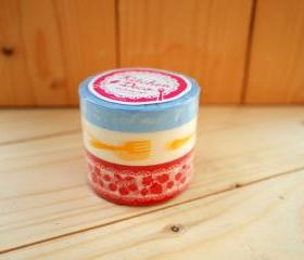 Masking Tape, Kitchen Deco, BLUE