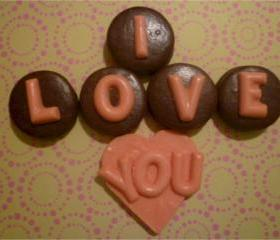Chocolate Covered Oreo Message Set of 13