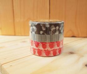 Masking Tape, Po om Po by Lotta Jansdotter, Brown