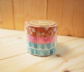 Masking Tape, Po om Po by Lotta Jansdotter, Orange