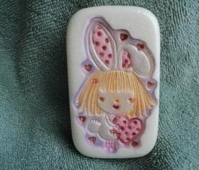 Bunny Girl Soap