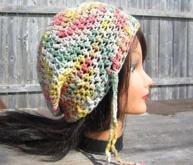 Slouchy Tam, Slouch Hat, Dreads Hat