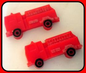 Soap - Fire Truck - You Choose Scent - Party Favors