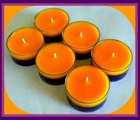Tealight Candles - Set of 6 - Lavender Lemon