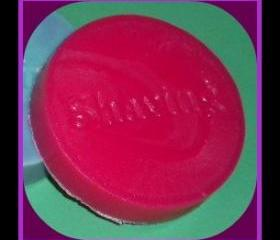 Creamy Goat's Milk Shaving Soap - POMEGRANATE scented