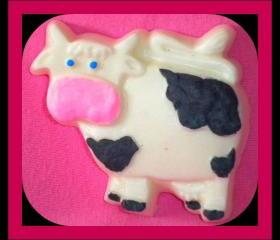 Cow Soap - Your Choice of Fragrance - Party Favors