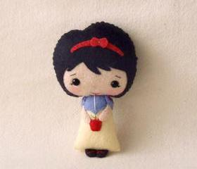 Snow White pdf Pattern