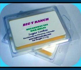 Sugar Cookie - Breakaway Melts Tarts- Highly Scented