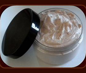 Whipped Soap - Soap in a Jar - NEW - Warm Vanilla Sugar - 4 oz