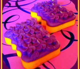 Soap - Lavender Lemon Goat Milk Soap