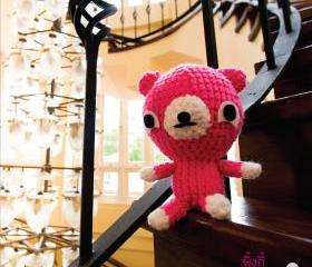 Pinky Bear