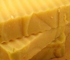Egyptian Amber scented Goat's Milk Shea Butter Soap