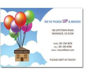 "DIY – Moving ""Up"" Digital Invitation"