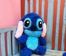 stitch a boy