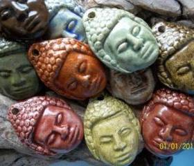 Buddha Head Pendant