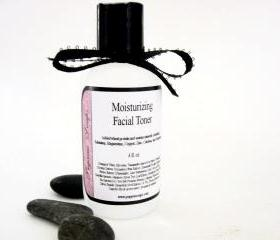 Rosemary Mint Moisturizing Facial Toner 4 oz For All Skin Types