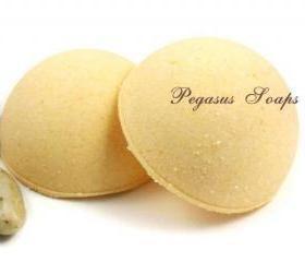Sage & Citrus Foaming Bath Bombs