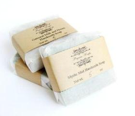 Pick Any 3 Cold or Hot Process Soaps 5.35 Flate Shipping