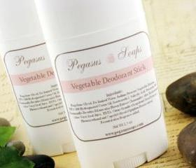 Vegetable Protein Deodorant 2.5 oz Select Your Own Scent