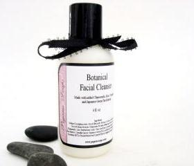 Lemon Rosemary Botanical Facial Cleanser 4 oz