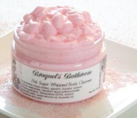 4oz Pink Sugar Whipped Body Cleanser