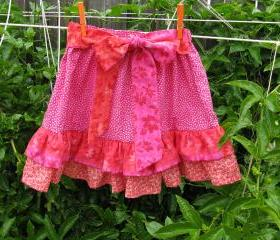 Ruffle Skirt Child Size 5