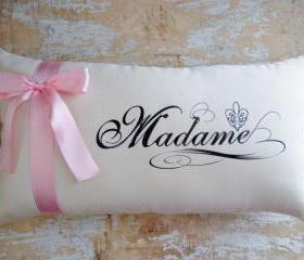 Madame Pillow, French Country Home, Cottage Decor, French Decor