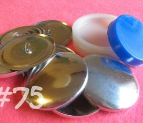 Covered Button Kit - 1 7/8 inch - Size 75