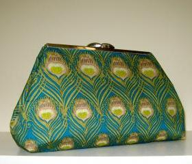 CLUTCH PURSE Liberty of London Print