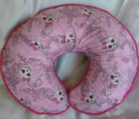 Nursing Pillow Cover Punk Princess Boppy Pillow Cover