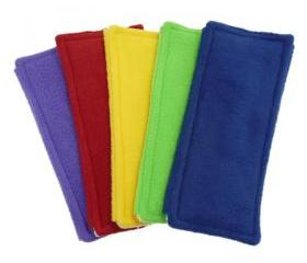 2 Swiffer Sweeper pads - Double Sided - Pick your colors
