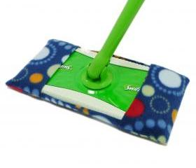 2 Reusable Swiffer Fitted Covers - Choose your patterns