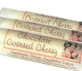 Chocolate Cherry Lip Balm