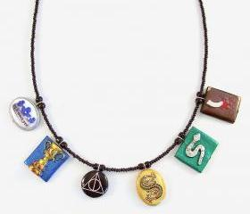 Harry Potter's Quest for 6 Horcruxes Necklace