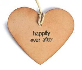 100 Wedding Wish Tags. / Wedding wish tree tags / favor embellishment / hang tags / labels / wedding decor / heart / kraft