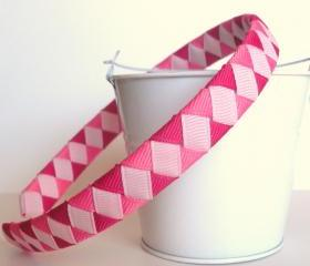Childs Pink Headband 