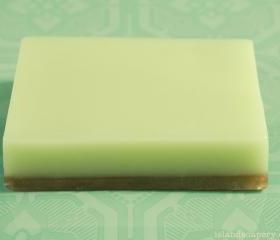 Key Lime Pie Soap - Goat's Milk Soap - Scented