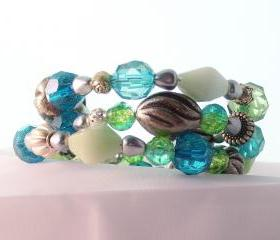 Bracelet, Blue Lagoon