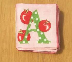 Cloth Fabric Book, Pink First ABC Alphabet plus pink blanket