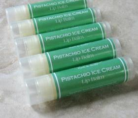 Pistachio Ice Cream Lip Balm