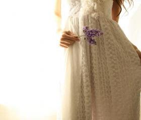 Forever I do Wedding Gown In Lace