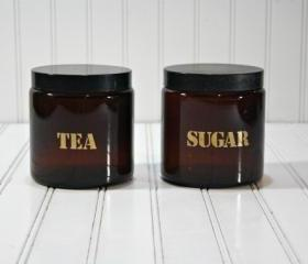 Vintage Canisters / Canister Set