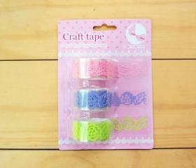 Craft Lace Tape, Leaf