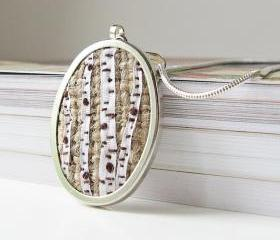 Birch Grove Necklace